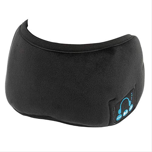 Auriculares Bluetooth para Dormir,Auriculares Inalámbricos con Bluetooth La Comodidad Transpirable Admite El Ajuste del Volumen De Extracción para Durmiendo, Viajes, Meditación