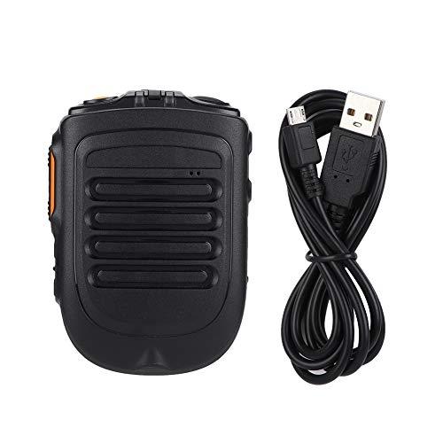 Homeriy BM001 Zello Walkie Talkie Handheld inalámbrico Bluetooth PTT micrófono de mano