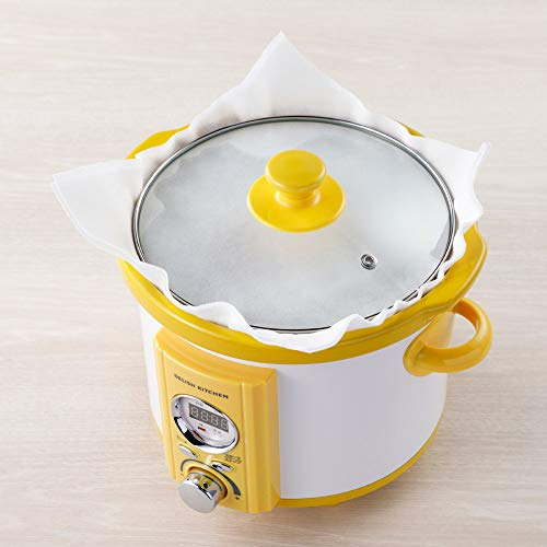 スロークッカーコトコト煮込みシェフデリッシュキッチンプロデュース525707(サイズはありませんア:イエロー)