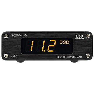 Driver Thesycon personalizzato + XMOS XU208 + ES9018K2M + OP. Supporto massimo DSD256, PCM384kHz / 32 bit Indicatore arancione di formato e frequenza di campionamento. Accensione / spegnimento automatici. OP intercambiabile