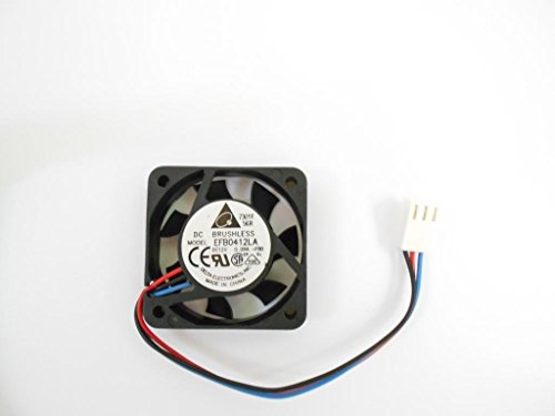 Delta EFB0412LA 4cm Best Silent Quiet 40mm Fan 4010 12V 0.08A CPU Computer Fan