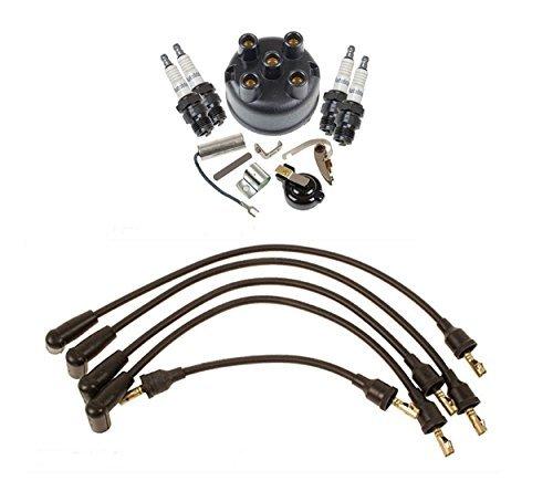 Tisco MTK5BIR & 352951R91 Tune Up Kit & Ignition Wire Set