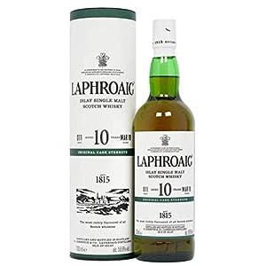 Laphroaig - Cask Strength Batch 011-10 year old Whisky