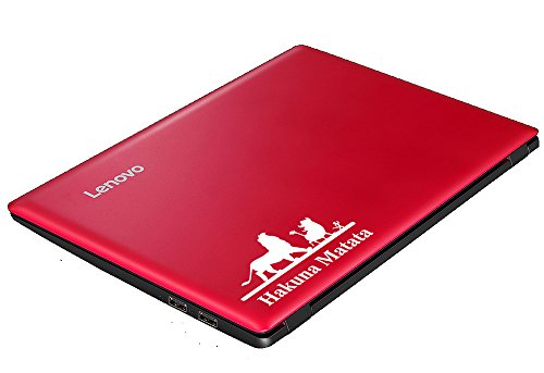 Price comparison product image The Lion King Hakuna Matata for MacBook Laptop trackpad Keyboard die-Cut Vinyl Decal Sticker