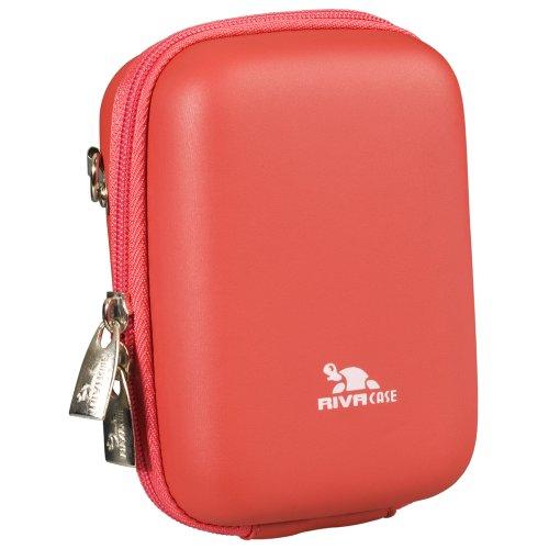 RivaCase®  7024 (PU) Kameratasche (Hardcase - Hartschale) rot