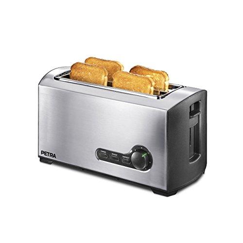 Petra Electric TA 521.35 Langschlitz-Toaster Belluno