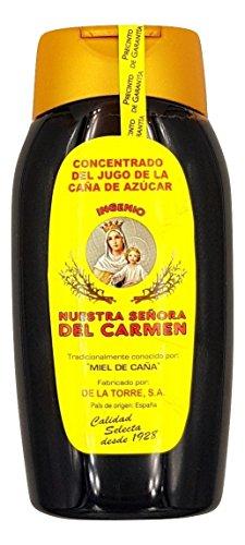 Honey Sugar Cane Syrup Mélasse Nuestra Señora de Carmen 490 grammes
