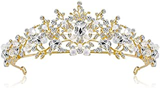 Crown Crystal Floral Color Crown e Corona Festival di Dance di nozze Banco compleanno Coronary,A