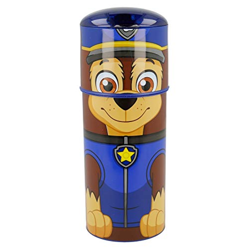 Cantimplora Chase Patrulla Canina Paw Patrol sipper