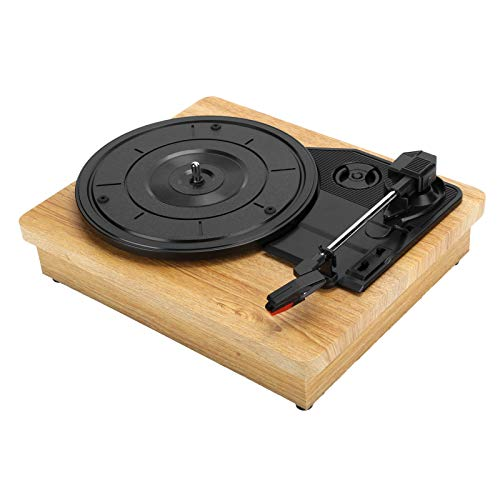Tocadiscos de Vinilo, Tocadiscos de Vinilo de 33/45/78 RPM,...