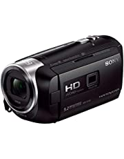 Sony HDR-PJ410 Full HD Camcorder with Built-in Projector | Handycam PJ410