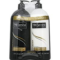 2-Pack Tresemme Moisture Rich Shampoo & Conditioner Value Pack
