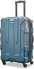 "20"" SPINNER LUGGAGE maximizes your packing power and meets most carry-on size restrictions for those traveling domestically and looking to stay light PACKING Dimensions: 19.6""x 14.75"" x 9.5"", OVERALL DIMENSIONS: 22.5"" x 15.5""x 9.5"", Weight: 7.5 lbs. ..."