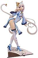 ネコぱら バニラ チャイナドレスedition illustration by さより STD Ver. 1/6スケール PVC製 塗装済み 完成品 ...