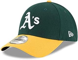 NEW ERA (ニューエラ) 子供用 (キッズ~ユース用) MLBレプリカキャップ (The League 9FORTY 940 MLB Youth Cap) オークランド・アスレチックス