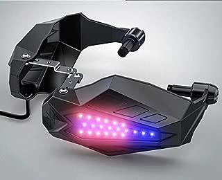 aikeec Motorcycle Handguard Baffle Water Resistant Windproof Motocross Grip Beast Spirit Protection Universal Wind Protection Hood