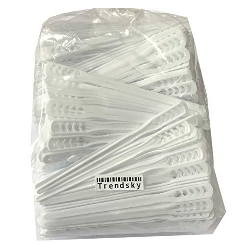 10.000x Plastik Rührstäbchen 112mm (10x 1000 er Packung) Stab für Kaffee/Tee Becher Rührer für Coffee to Go/Tee Cup