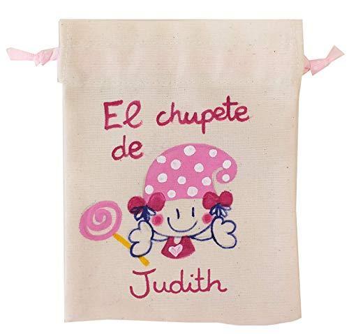 Bolsa Chupete personalizada Hada Piruleta