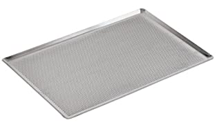 Paderno World Cuisine 25 1/4 Inch by 20 7/8 Inch Perforated Aluminum Baking Sheet (B001A40PEQ) | Amazon price tracker / tracking, Amazon price history charts, Amazon price watches, Amazon price drop alerts
