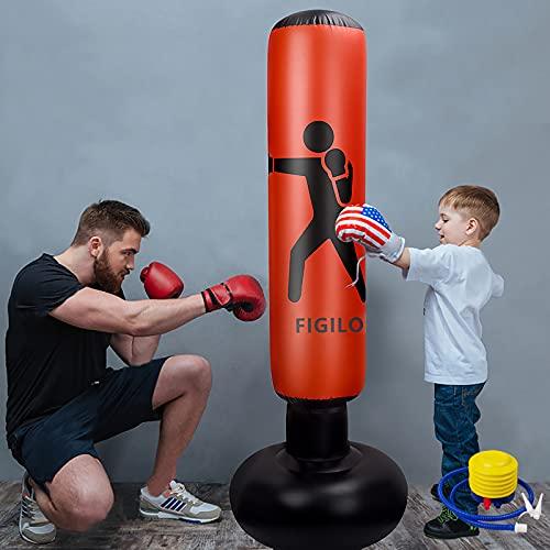 ZILINGO Boxsack Standboxsäcke Kinder...
