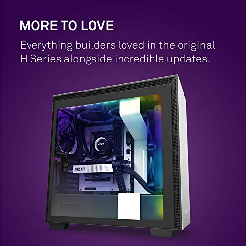 Build My PC, PC Builder, NZXT CA-H710I-W1