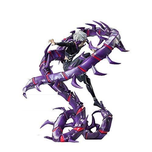 JTWMY Toy Model Anime Character Tokyo Ghoul Souvenir/Collectibles/Crafts/Gifts Jinmu Mortar 28cm Toy Statue