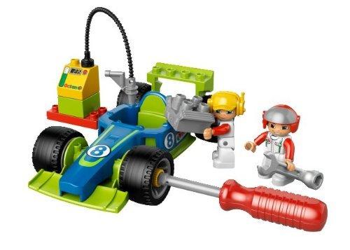 LEGO Duplo 6143 - Rennfahrzeug