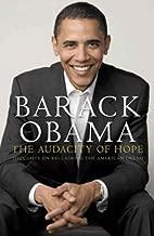 The Audacity of Hope by Barack Obama (2007-08-02)