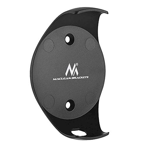 Maclean MC-842 - Supporto da parete per altoparlante, compatibile con Google Home Mini altoparlante