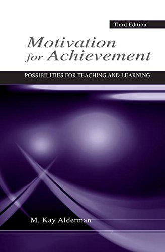 Motivation for Achievement: Possibilities for Teaching and Learning