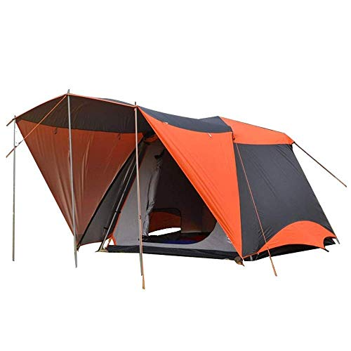 Nuokix Camping Tent, Outdoor Automatic air Pressure Tent, Beach Camping Rainstorm Sunscreen Windproof Picnic Equipment Backpack, 240 * 240 * 175cm