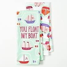 Happy Valentine's Day Cotton Kitchen Dish Towels