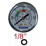 """Manómetro 1/8"""" 3Kg/cm2 Astralpool"""