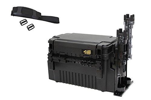 MEIHO(メイホウ) VS7070 BM-250light(BK)×2 マルチハンガーBM ハードベルト タックルボックスセット