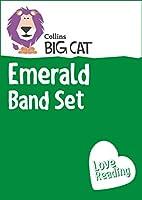 Emerald Band Set: Band 15/Emerald (Collins Big Cat Sets)