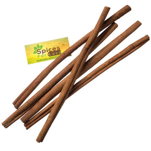 SFL Cassia Whole Cinnamon Sticks 12 Inch - Dried Long Stick
