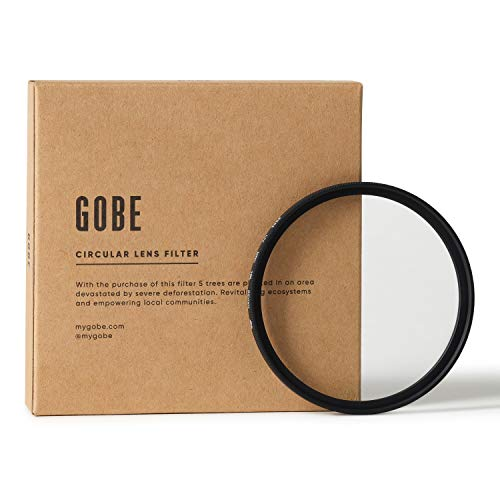 Gobe 49mm UV Lens Filter (2Peak)
