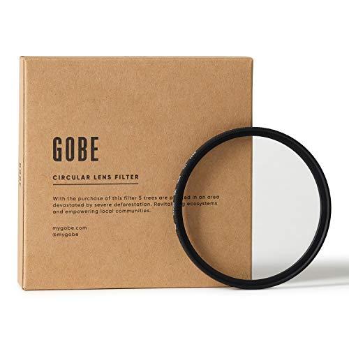 Gobe 62mm uv lens filter (2peak)