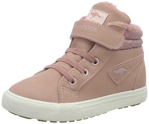 KangaROOS Unisex Baby KAVU III Schneeschuh, Dusty Rose/Frost Pink, 23 EU