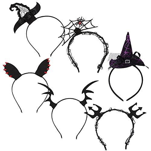 6 Bandeau d'halloween Bandeau To...