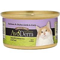 AvoDerm Natural Grain Free Wet Cat Food 3 Oz