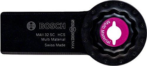 Bosch Professional Universalfugenschneider (Silikon, Dichtmasse und weiche Materialien für Multifunktionswerkzeuge Starlock Max, MAII 32 SC)