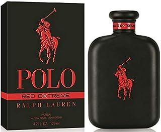 Polo Red Extreme by Ralph Lauren Eau De Parfum Spray 4.2 OZ. 125 ML.