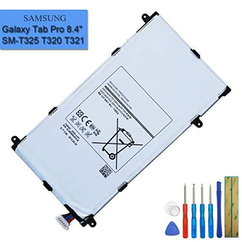 Neuer Ersatzakku T4800E T4800U Kompatibel mit Samsung Galaxy TabPRO 8.4 SM-T321 SM-T320 SM-T325 SM-T327A with Tools