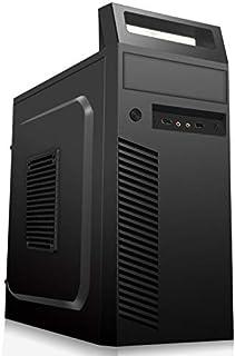 WTYD Computer Accessories Business Road 3 USB 2.0 Main Chassis 353x160x399mm M-ATX/ATX/Mini-ITX PC Desktop Computer Case U...