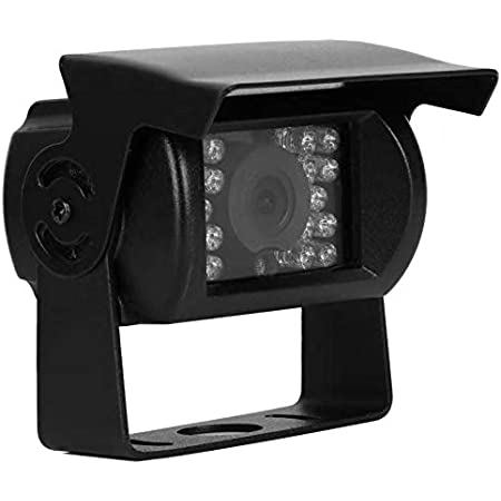 24v 4 Pins Rückfahrkamera 170 Weitwinkel Ip68 Elektronik