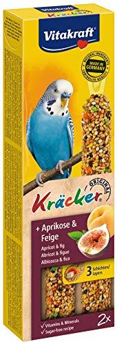 Vitakraft Sittich Kräcker Aprikose & Feige (1 x 60 g)