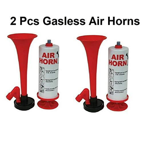 E FAST CE4 Supporters Loud Air Horn Pack of 2