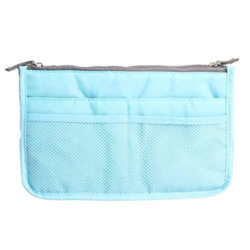 Nieuwe damesmode reistas in tassen Cosmetic Storage Organizer make-up tas reizen benodigdheden beauty case handtas Medium blauw