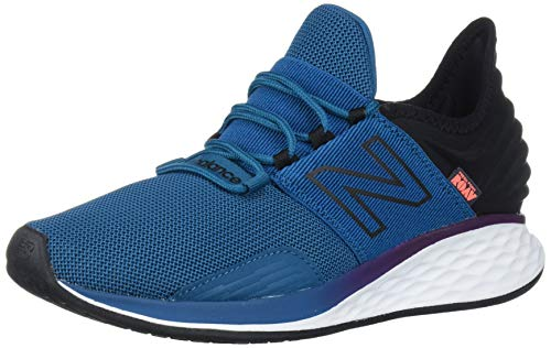 New Balance Men's Roav V1 Fresh Foam Running Shoe, Dark Neptune/Black, 11 D US